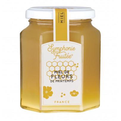 Miel de fleurs de printemps